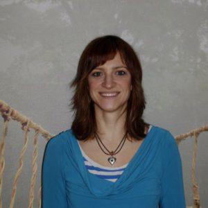 Friederike Podubrin Physiotherapeutin