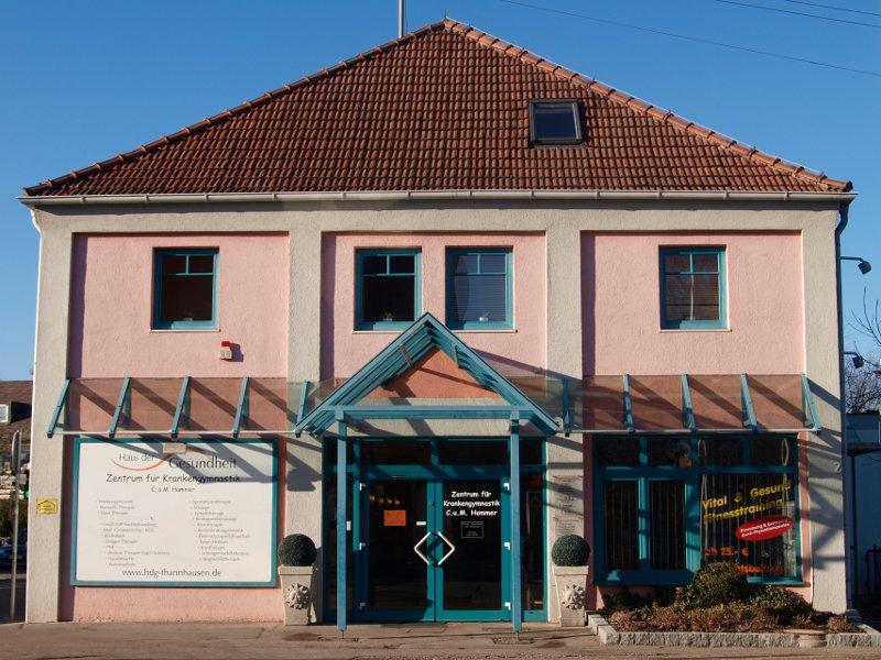 Haus der Gesundheit Thannhausen