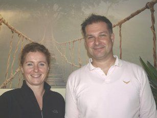 Claudia Hammer und Markus Hammer
