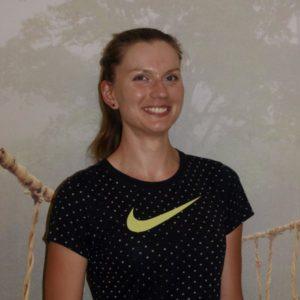Team - Weronika Cieslar Physiotherapeutin