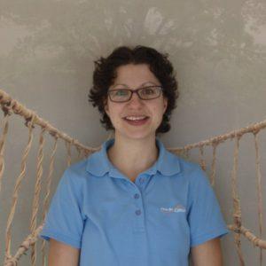 Physiotherapeutin Sandra Strehl