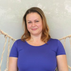 Melinda Szedlak Physiotherapeutin