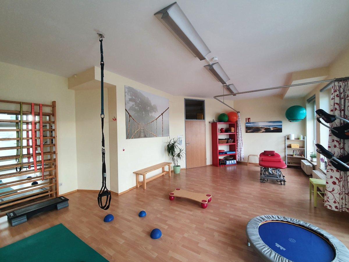 Fitnessraum HDG Thannhausen