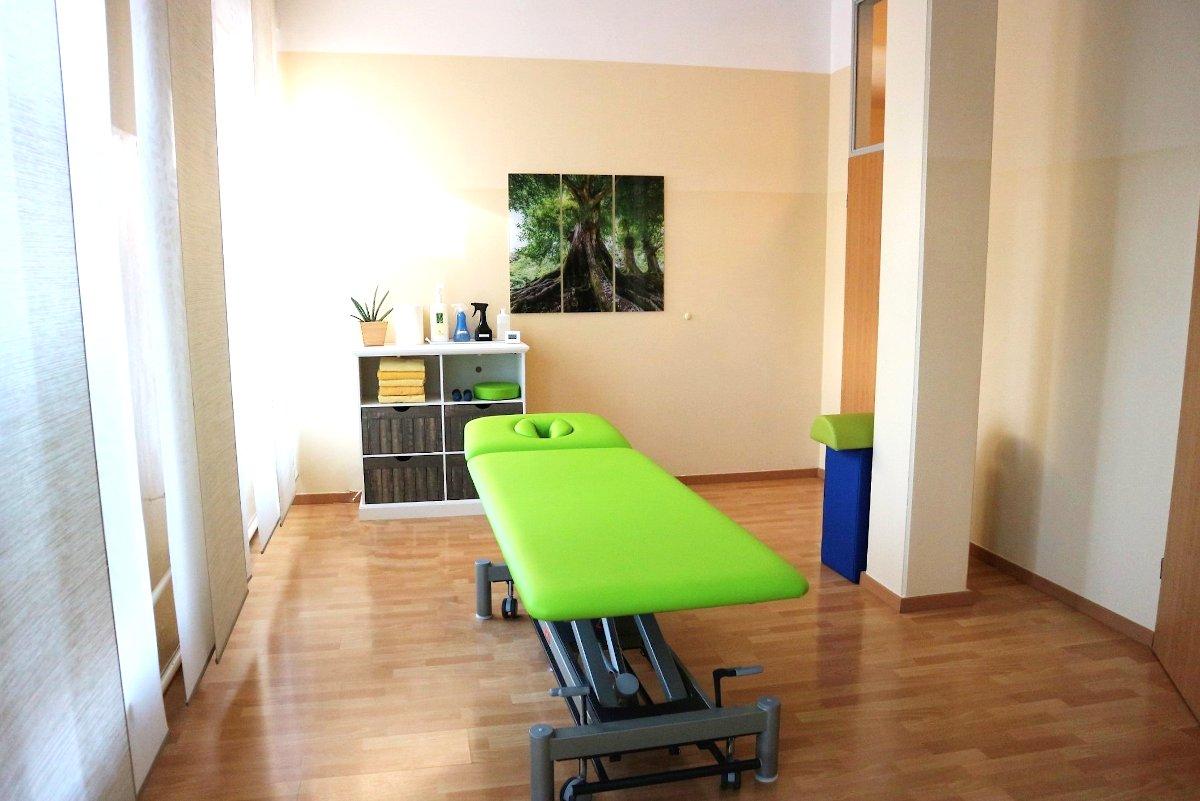 Kabine1 Physiotherapie